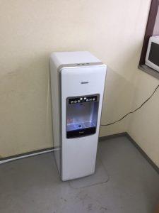 埼玉県八潮市 楽水ウォーターサーバー 事例①