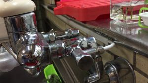 混合水栓用