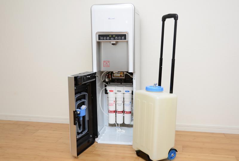 給水タンク式 ウォーターサーバー
