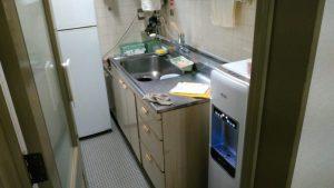 大阪市浪速区 企業 楽水設置事例⑥