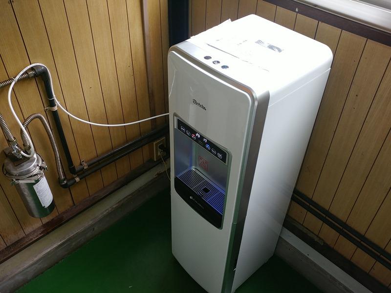 茨城県かすみがうら市 楽水 設置事例①