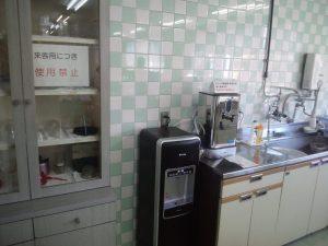 兵庫県神戸市 企業オフィス 設置事例①