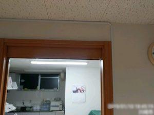 神奈川県川崎市 病院 設置事例①